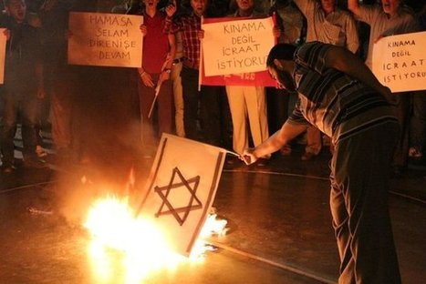 Violent Riot Targets Israel Embassy in Turkey; IHH Head Says 'Turkish Jews Will Pay Dearly' (PHOTOS) | Interesting articles | Scoop.it