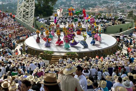 Guelaguetza festival keeps Mexican folklore alive | Art Daily | Kiosque du monde : Amériques | Scoop.it