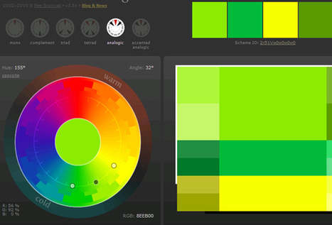 The Power of Color Combination | Content Creation, Curation, Management | Scoop.it