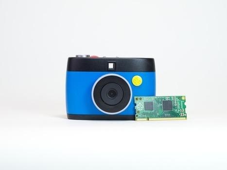 OTTO, The Raspberry Pi Hackable GIF Camera   MAKE   pervasive computing   Scoop.it