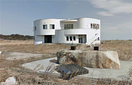 Google Maps a Japanese Nuclear Ghost Town | Human Condition | Scoop.it