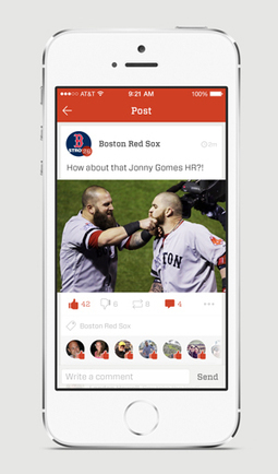Fancred 2 = the new social media destination for sports fans? | Sport Entrpreneurship- May 4476981 | Scoop.it
