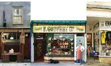 Britain's best independent shops - The Guardian | cover bands | Scoop.it