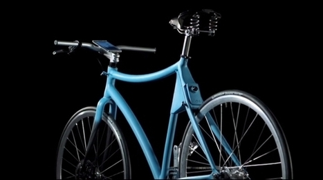 Samsung Smart Bike packs an Arduino and frickin' laser beams - Geek   Raspberry Pi   Scoop.it