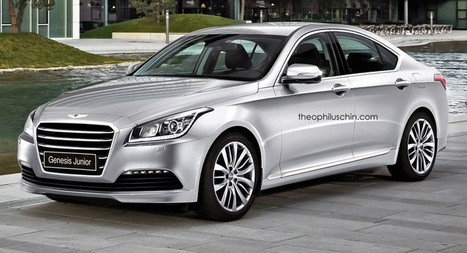 How About A BMW 3-Series Rival From Hyundai? | Consumer Automotive News | Scoop.it
