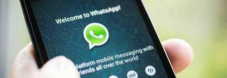 WhatsApp, nuovo record supera gli sms tradizionali: ogni giorno ... - Il Messaggero | Sms gratis | Scoop.it