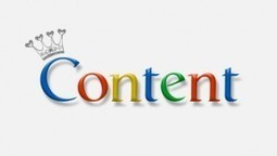 Le conseil de Google : oubliez les liens, pensez seulement au contenu | Going social | Scoop.it