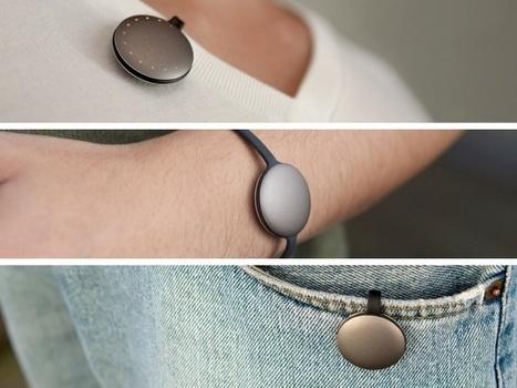 Misfit Wearables' First Product is a Simple Aluminum Fitness Tracker ...   MIT in Every Home   Scoop.it