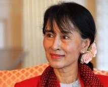 Aung San Suu Kyi receives Rome's honorary citizenship   World News   Scoop.it