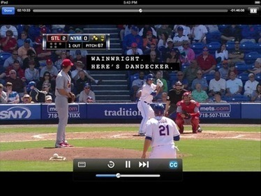 MLB At Bat for iPad Updated, Ready for Opening Day | Baseball13 | Scoop.it