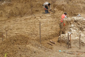 2,000 year old pyramid, multiple pre-Hispanic burials found in Veracruz, Mexico | Archaeology news Network | Amériques | Scoop.it