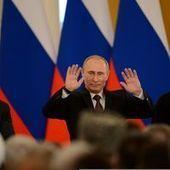 Poutine : « Nous n'aurions pas pu abandonner la Crimée » - Le Monde | la crimée | Scoop.it