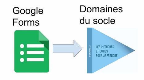 Google Forms et compétences travaillées en Histoire-Géographie | Pedagogo. | Scoop.it
