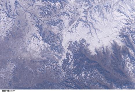 La Gran Muralla China no es visible desde el espacio | LAS MARAVILLAS DEL MUNDO | Scoop.it