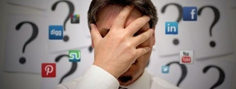 9 erreurs que l'entreprise doit éviter avec les réseaux sociaux   l'Observatoire digital des entreprises   Internet world   Scoop.it