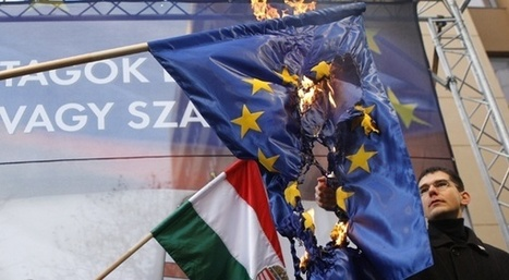 FN, Jobbik, PVV... L'extrême droite gangrène presque toute l'Europe | Slate | Union Européenne, une construction dans la tourmente | Scoop.it