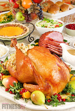 20 Tips To Avoid Holiday Weight Gain! | FitnessRX for Women | Nutrition Dos and Don'ts | Scoop.it