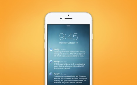 Complete Guide on How to Configure Your iOS App For Push Notifications | Mobile Web Development | Scoop.it
