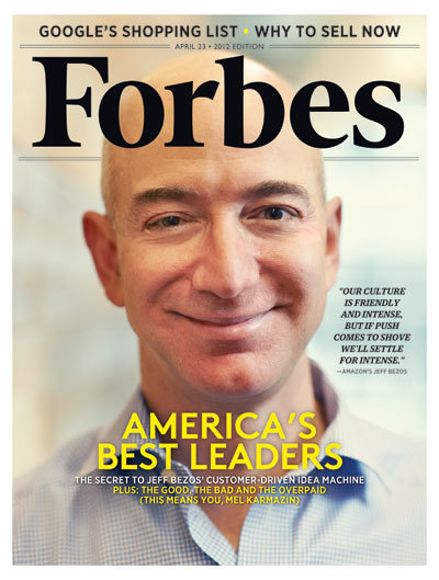 Jeff Bezos Will Save the Washington Post | Managing Technology and Talent for Learning & Innovation | Scoop.it