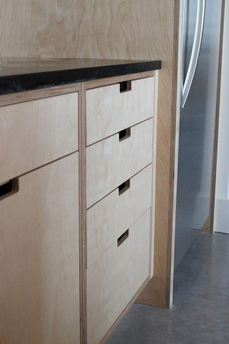 little-forest-house-plywood-cabinet-cutout-remodelista.jpg (648x973 pixels) | House refurbishment | Scoop.it