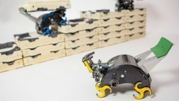 Schwarmrobotik: Termitenroboter spielen mit Bauklötzen - Golem.de | That's science | Scoop.it