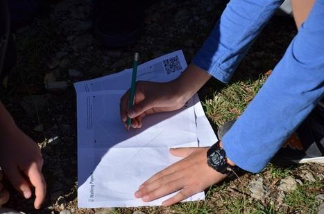 Centre multimédia : un partenariat avec le collège pour cartographier le site de Jastres à Lussas ! - Communauté de communes Berg & Coiron | Cartes libres et médiation numérique | Scoop.it