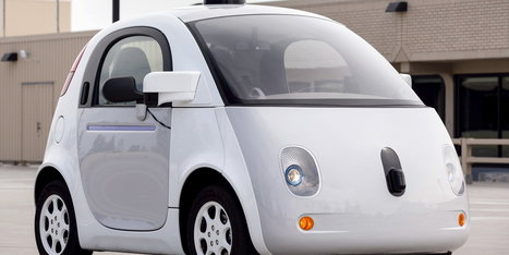 Google's Self-Driving Cars Will Honk At You If You're Not Paying Attention | Nerd Vittles Daily Dump | Scoop.it