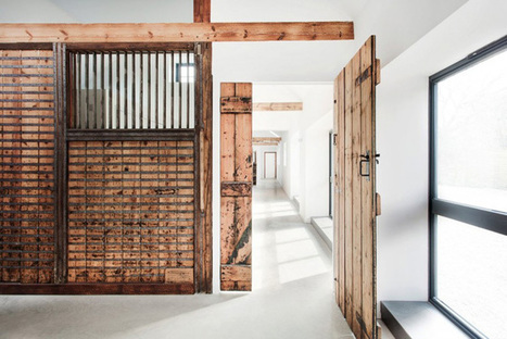 A Historic Horse Stable Transformed into a Contemporary House by AR Design Studio | Art, Design & Technology | Scoop.it
