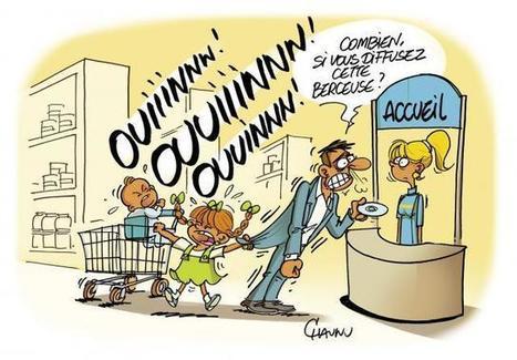 Commerce. Quand la musique pousse à la consommation | Ouest France Entreprises | Sowprog | Scoop.it