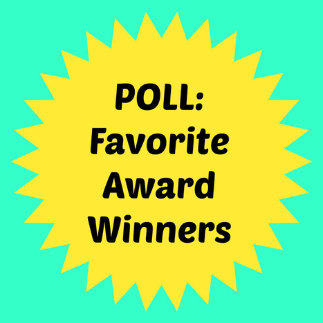 POLL: Your Favorite Award-Winning Books | Young Adult Novels | Scoop.it