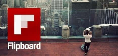 Flipboard: La revista de noticias sociales llega en su versión final a ...   flipboard españa   Scoop.it