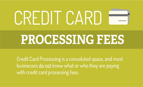 Credit Card Processing Fees - TopTenREVIEWS | Credit Card Processing Infographic | Scoop.it