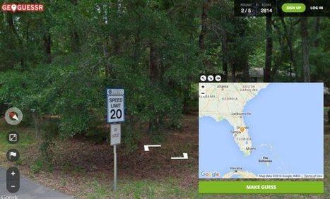 Geoguessr. Jouer avec Google Maps | Les outils du Web 2.0 | Scoop.it