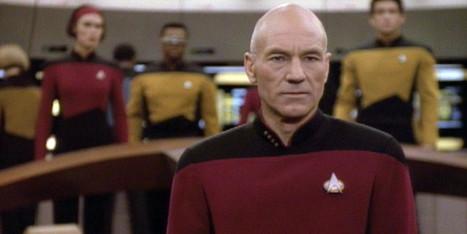 Patrick Stewart: 'Star Trek' Work Is Just As Valid As Shakespeare Work - Huffington Post | Star Trek Scoops | Scoop.it