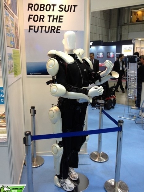 iREX 2015: Greatest Robotics Show in the Known Universe Underway in Tokyo | AI, NBI, Robotics & Cybernetics & Android Stuff | Scoop.it