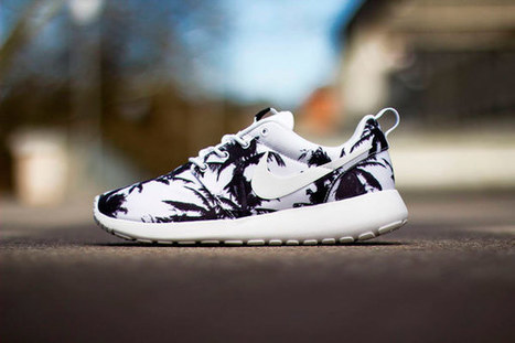 Chaud Chaussures Nike Roshe Run Palm Femme Trees Jeu Footaction | roshe run pas cher | Scoop.it