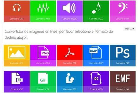 Office Converter: utilidad web para convertir más de 500 formatos de archivos | Contenidos para usuarios educativos de P | Scoop.it