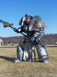 How Cosplayers Create Metal Armour   Costume Collection Blog   All About Health & Beauty   Scoop.it