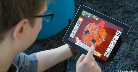 11 Best iPad Apps of 2013 - Mashable | mobile marketing | Scoop.it
