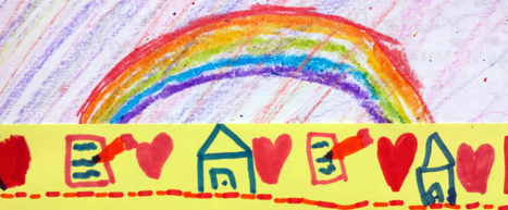 FOR ESTEFANI LORA, THIRD GRADE, WHO MADE ME A CARD | Creatively Teaching: Arts Integration | Scoop.it