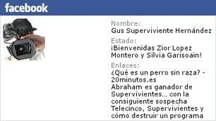 Abraham gana la final de Supervivientes - 20minutos.es | blog | Scoop.it
