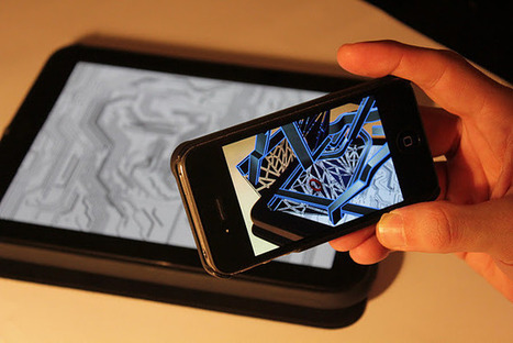MOB-ILITY: Grid: Augmented Reality Gaming | Social media and education | Scoop.it