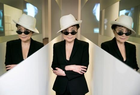 Yoko Ono - Lumière de l'Aube - Maze Magazine | Le Mac LYON dans la presse | Scoop.it