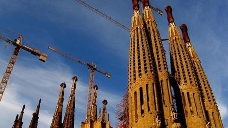 Espagne: La Sagrada Familia sera prête pour 2026 - Culture ...   Espagnol: Langue et cultures   Scoop.it