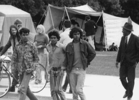 Farnham on ASIO's radar for tent embassy support | Australia_In the Vietnam Era | Scoop.it