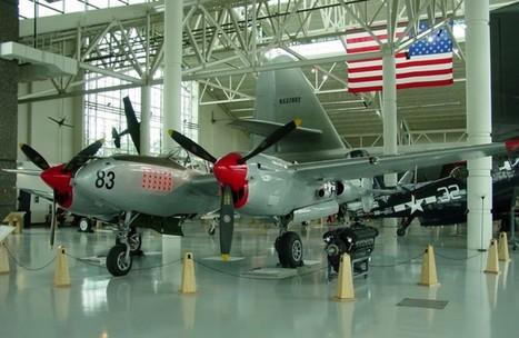 P-38L-5 - Lockheed P - 38 Lightning - WalkAround - Photographies | History Around the Net | Scoop.it