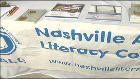 Mayor encourages reading with 'Share a Book' campaign | Tennessee Libraries | Scoop.it