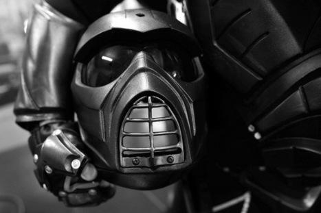 Una armadura de fibra de carbono podría revolucionar las artes ... - Morelos Habla | artes marciales profesionales | Scoop.it