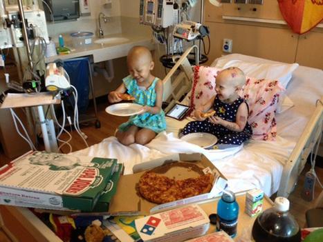 Cancer & Pizza : la force des réseaux sociaux ! - Doctissimo (Blog) | Social Medias News ! | Scoop.it