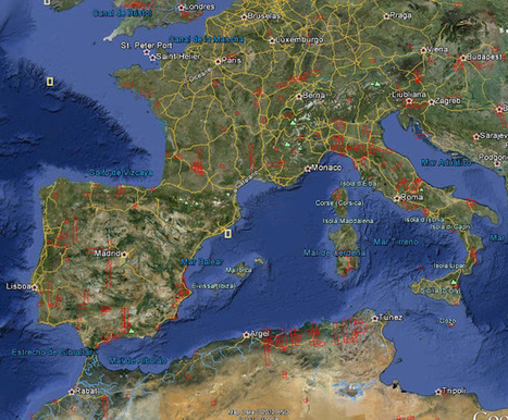 Geoinformación: Actualización de imágenes en Google Earth | #GoogleEarth | Scoop.it